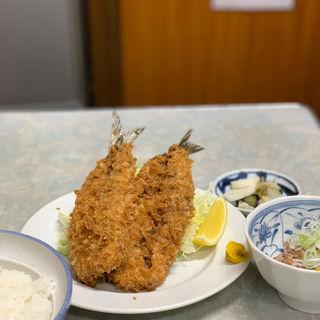 いわしフライ(伊勢屋食堂 )