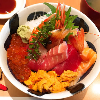 築地海鮮丼(築地玉寿司 舞浜イクスピアリ店 )