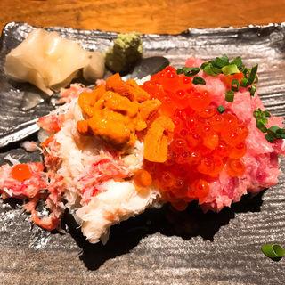 のっけ寿司(4番サード魚真)