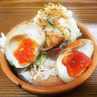 アンチョビ煮卵ポテトサラダ(大衆食堂スタンド そのだ )