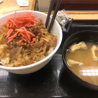 牛丼(松屋 代々木店 )