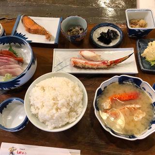 竹定食(しれとこ )