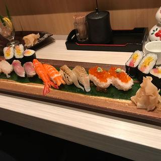 寿司(トキワ寿司はなれ )
