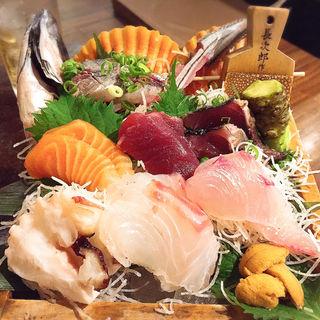 刺身大漁盛りハーフ(ととしぐれ 渋谷店 )