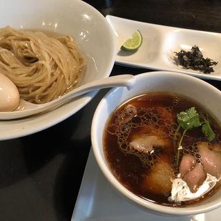 昆布水の淡麗つけ麺(醤油)(カネキッチン ヌードル (KaneKitchen Noodles))