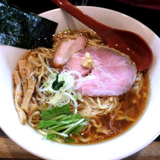 豊穣清湯醤油ラーメン(麺処 夏海 )