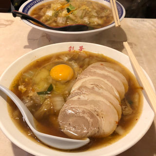 サイカラーメン 小(彩華 大阪上六店 (サイカラーメン))