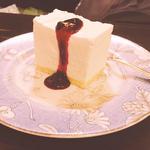 レアチーズケーキ(フレンチ)