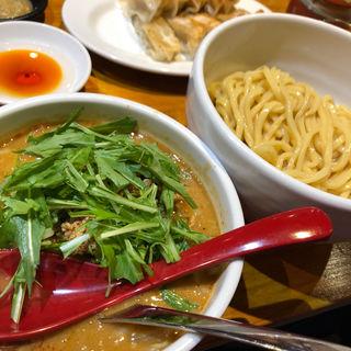 坦坦つけ麺(らーめん 蓮 蒲田店)