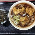 唐揚げ高菜セット(あり賀せいろう )