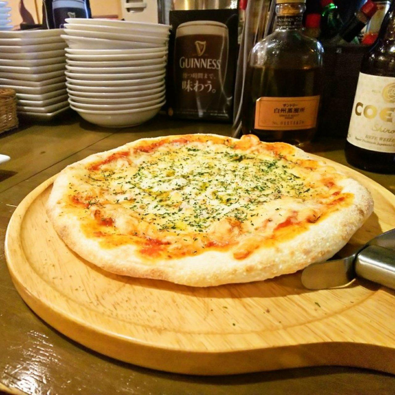 新宿でオススメなデリバリーできるピザ