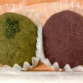 ぼた餅(汐風のカフェ )