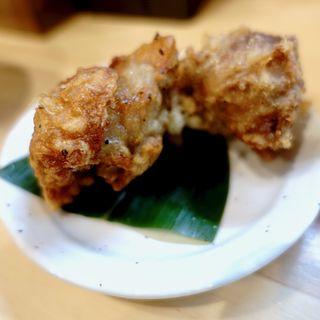 鶏唐揚げ(2ヶ)&ご飯セット(ダイキ麺)