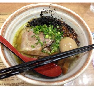 ラーメン(麺場 Voyage)