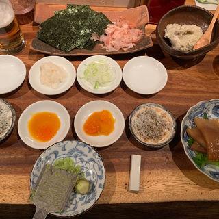 蕎麦がき(守破離 堂島店 (シュハリ))