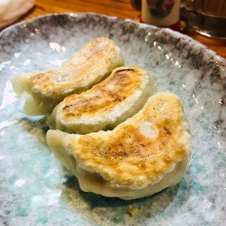 焼餃子(上海ブラッセリー (シャンハイブラッセリー))
