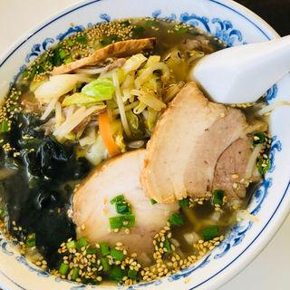 タンメン(いずみ食堂 )