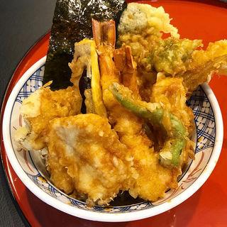 天丼(万天)