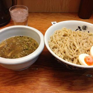 塩つけ麺大盛、ひるがお盛り(ひるがお 東京駅店 )