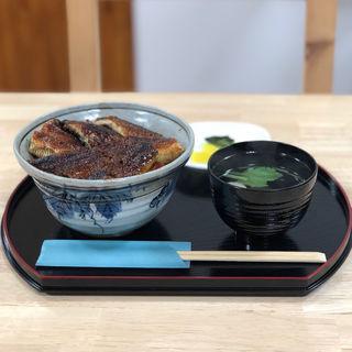 上丼(つたや 津南店)
