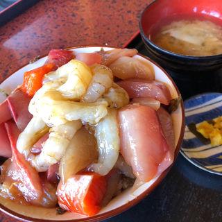 鳴り石丼(海)