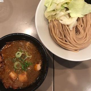 海老肉つけ麺(五ノ神製作所 )