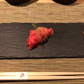肉寿司(肉星)