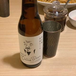 担担麺専用ビール(175°DENO担担麺GINZa)