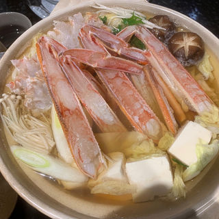 蟹鍋(すしの助 )