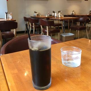 アイスコーヒー(金星パスタ 南船場本店)