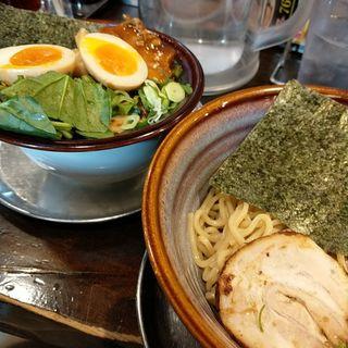 つけ麺全部のせ(光麺 原宿店 (コウメン))
