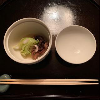 コース/タコの煮物(てしごと 是歩 (てしごと ぜふ))