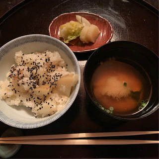 コース/食事(ご飯・味噌汁)(てしごと 是歩 (てしごと ぜふ))