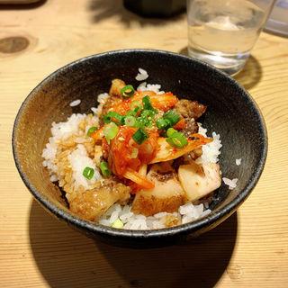 ミニまんま丼(本丸亭 鶴屋町店 )