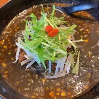 黒胡麻坦々麺(天神ササラ)