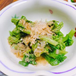 菜の花のおひたし(舟勝 (ふなかつ))