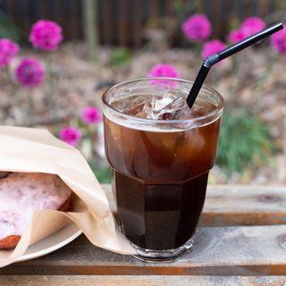 アメリカーノ COLD L(Cafe Sol)