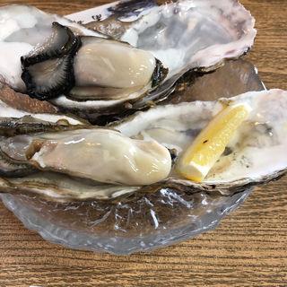 生牡蠣 2ケ(南部屋 )