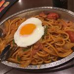 炒めスパゲティ 『ナポリタン』