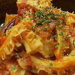トリッパーのトマト煮込み
