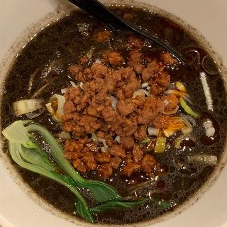 黒胡麻担々麺(麻辣担々麺 堂島 )
