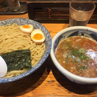 特製太麺辛つけそば(まるげん)