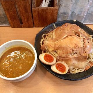 とろ肉カレーつけ麺(とろ肉つけ麺 魚とん (【旧店名:とろ肉つけ麺 蔦八】))