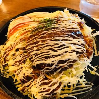牛カツライス(肉食堂 優 )