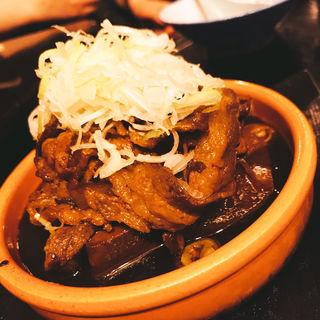 肉豆腐(食堂うめぼし)