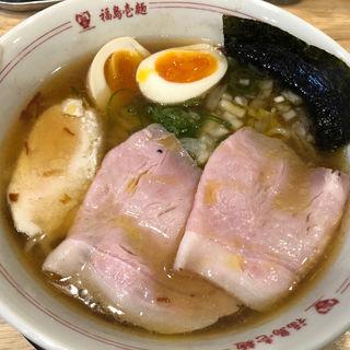 味玉入りNEO中華そば(福島壱麺 (イチメン))