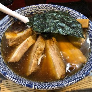 特製ラーメン(麺心 國もと )