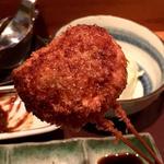 ズッキーニの牛肉巻き(串揚げ)