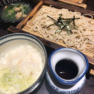 辛味大根おろし蕎麦(そば居酒屋 満月 女子大店 )