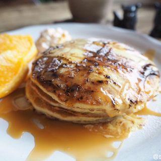 ブリュレパンケーキ(町家cafe pancake風鈴)
